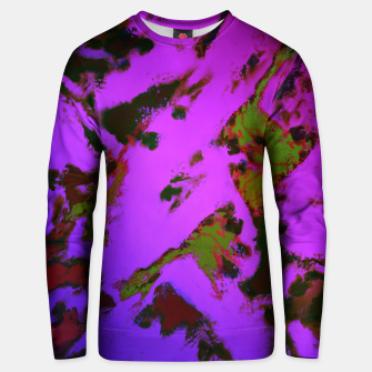 Thumbnail image of A softened evening Unisex sweater, Live Heroes