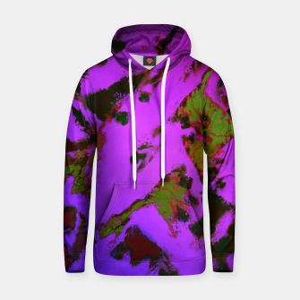 Thumbnail image of A softened evening Hoodie, Live Heroes