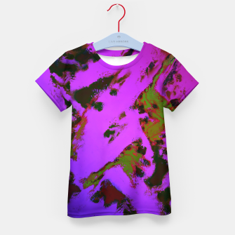 Thumbnail image of A softened evening Kid's t-shirt, Live Heroes