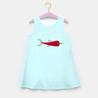 Thumbnail image of Chilifish Girl's summer dress, Live Heroes