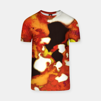 Thumbnail image of Rockburning T-shirt, Live Heroes