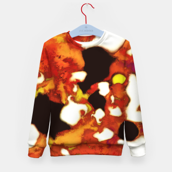Thumbnail image of Rockburning Kid's sweater, Live Heroes