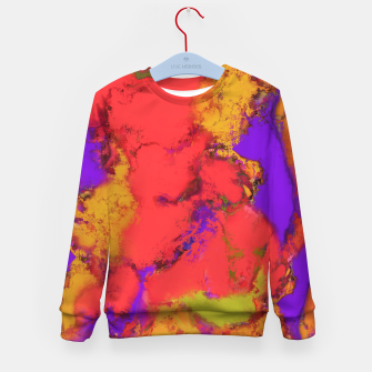 Thumbnail image of Avalanche Kid's sweater, Live Heroes