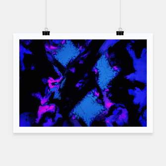 Thumbnail image of Breathing the deep blue Poster, Live Heroes