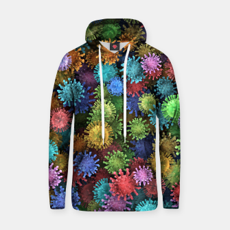 Сolorful viruses Hoodie miniature