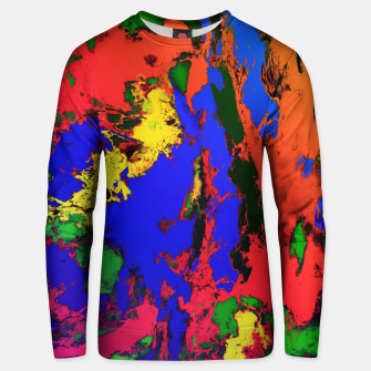Thumbnail image of External influences Unisex sweater, Live Heroes