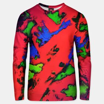 Thumbnail image of Shredded reflections Unisex sweater, Live Heroes