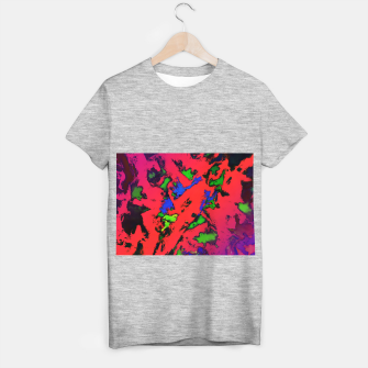 Thumbnail image of Shredded reflections T-shirt regular, Live Heroes