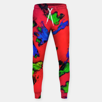 Thumbnail image of Shredded reflections Sweatpants, Live Heroes