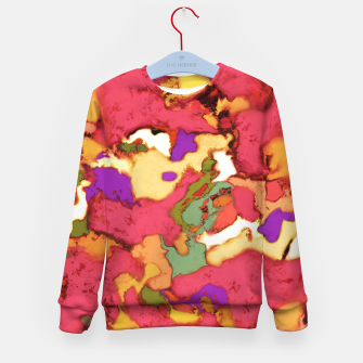 Thumbnail image of Jigsaw Kid's sweater, Live Heroes