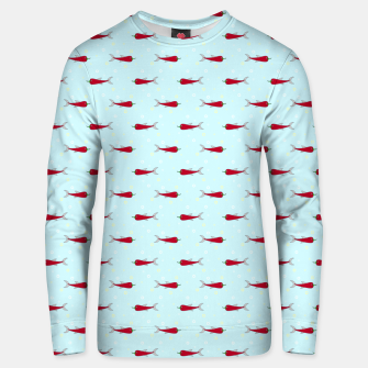 Thumbnail image of Chilifish Unisex sweater, Live Heroes