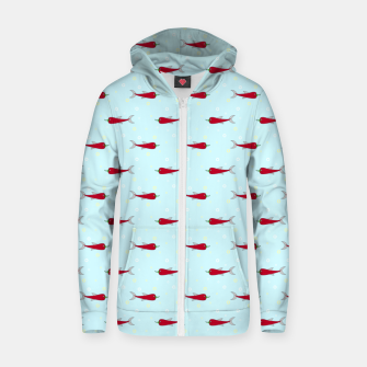 Thumbnail image of Chilifish Zip up hoodie, Live Heroes
