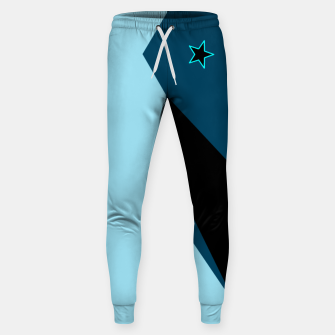 Thumbnail image of Arami Sheik's Star Captain Mens Sweatpant Designs., Live Heroes