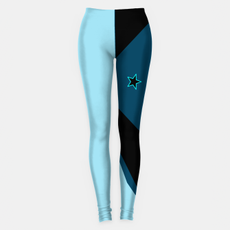 Miniatur Arami Sheik's Star Captain Girl Legging Designs., Live Heroes