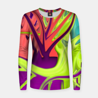 Thumbnail image of Fires Women sweater, Live Heroes