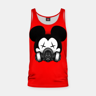 Miniatur Stayathome Tank Top, Live Heroes