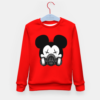 Miniatur Stayathome Kid's sweater, Live Heroes