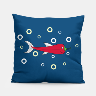 Thumbnail image of Chilifish Pillow, Live Heroes