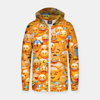 Thumbnail image of Multi expression hoodie, Live Heroes