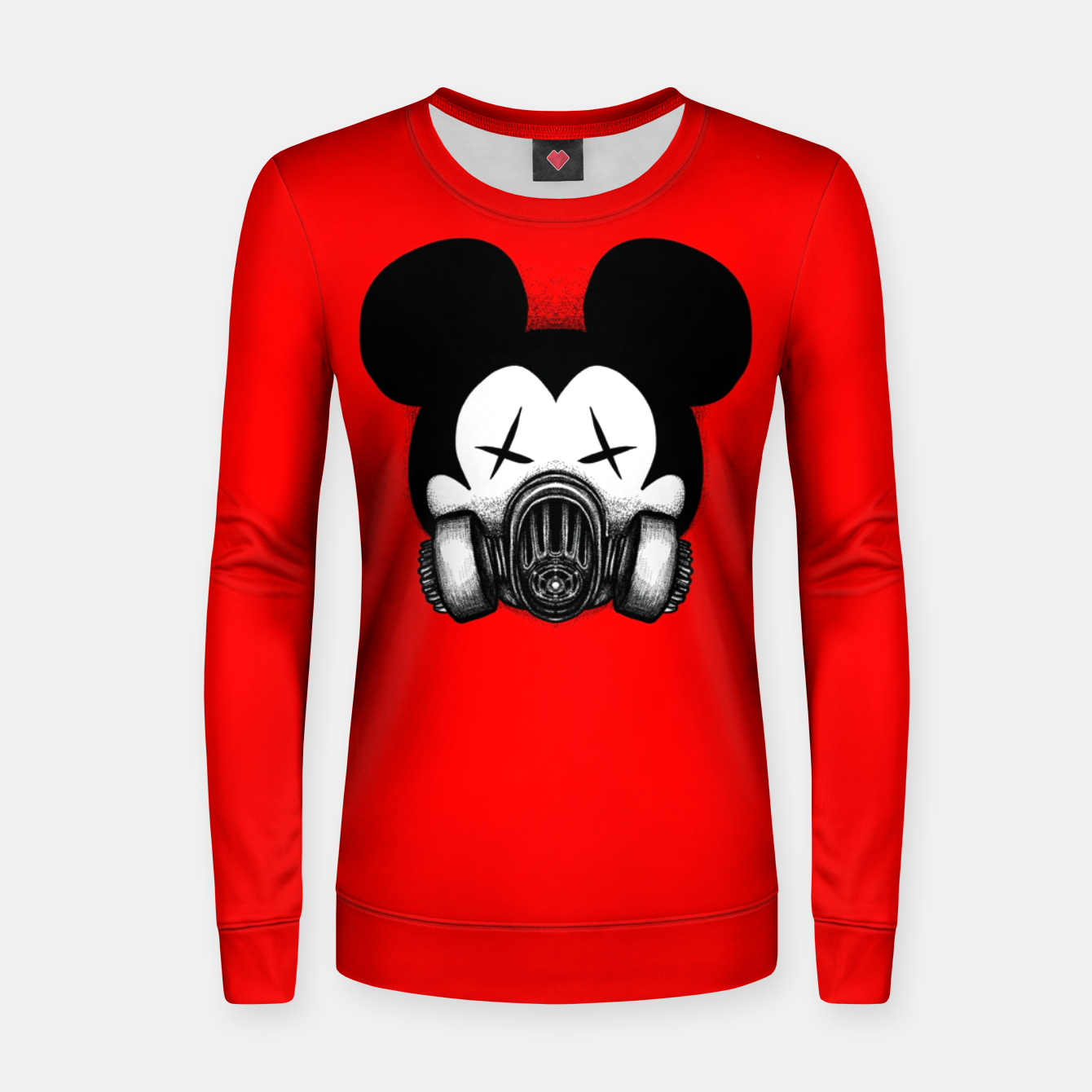 Zdjęcie Stay at Home Women sweater - Live Heroes