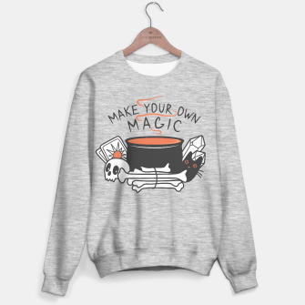 Thumbnail image of Witch Starter Kit 'Make You Own Magic' II Sweater regular, Live Heroes
