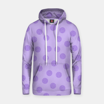 Thumbnail image of Dots With Points Lavender Hoodie, Live Heroes