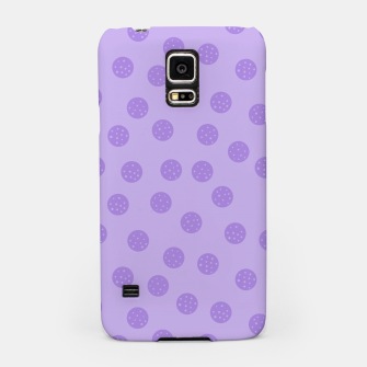 Thumbnail image of Dots With Points Lavender Samsung Case, Live Heroes