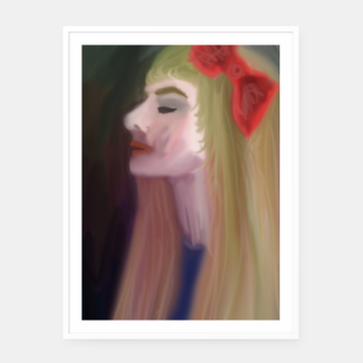 Thumbnail image of painted portrait, Live Heroes