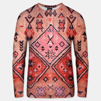 Thumbnail image of Vintage Oriental Traditional Moroccan Style Artwork Unisex sweater, Live Heroes