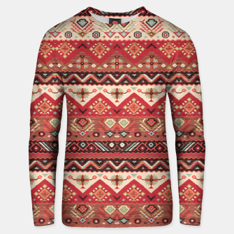 Thumbnail image of Bohemian Traditional Moroccan Style  Unisex sweater, Live Heroes