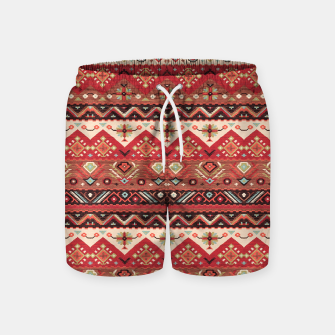Thumbnail image of Bohemian Traditional Moroccan Style  Swim Shorts, Live Heroes
