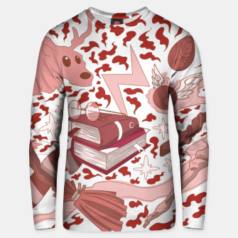 Thumbnail image of Potter doodle Unisex sweater, Live Heroes