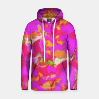 Thumbnail image of Softly smouldering Hoodie, Live Heroes