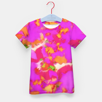 Thumbnail image of Softly smouldering Kid's t-shirt, Live Heroes