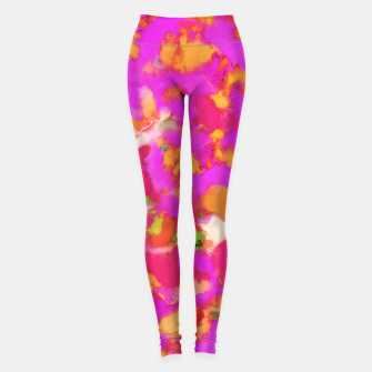 Thumbnail image of Softly smouldering Leggings, Live Heroes