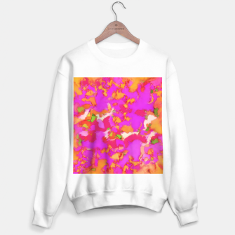 Thumbnail image of Softly smouldering Sweater regular, Live Heroes
