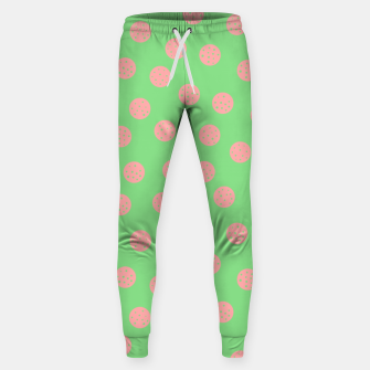 Miniatur Dots With Points Spring Meadow Sweatpants, Live Heroes