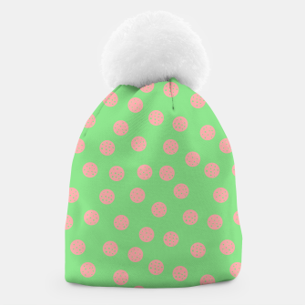 Miniatur Dots With Points Spring Meadow Beanie, Live Heroes