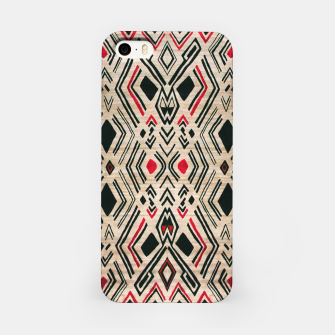 Miniatur Boho Style Traditional Moroccan Design iPhone Case, Live Heroes