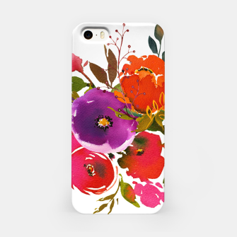 flowers2 iPhone Case obraz miniatury