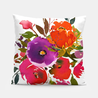 flowers2 Pillow obraz miniatury