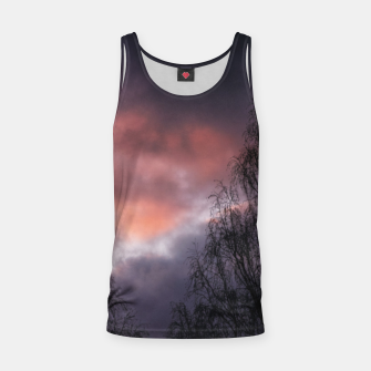Dark sunset Tank Top Bild der Miniatur