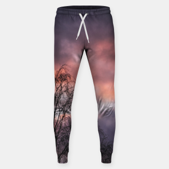 Dark sunset Sweatpants Bild der Miniatur