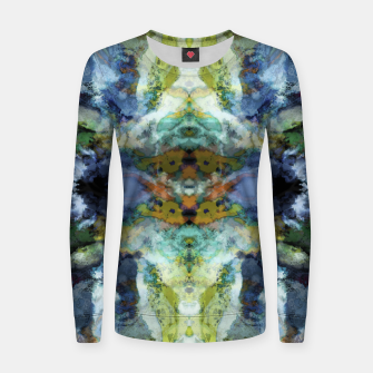 Thumbnail image of The visible ghosts Women sweater, Live Heroes