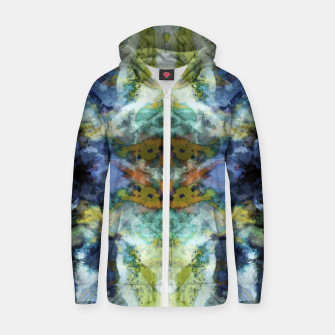 Thumbnail image of The visible ghosts Zip up hoodie, Live Heroes