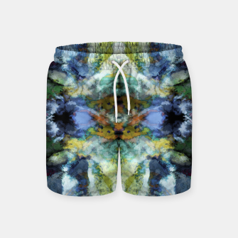 Thumbnail image of The visible ghosts Swim Shorts, Live Heroes