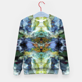 Thumbnail image of The visible ghosts Kid's sweater, Live Heroes