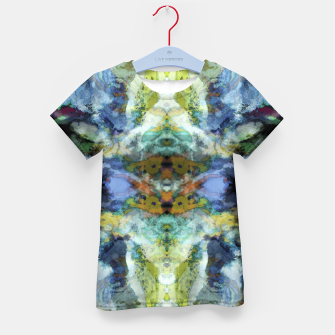 Thumbnail image of The visible ghosts Kid's t-shirt, Live Heroes