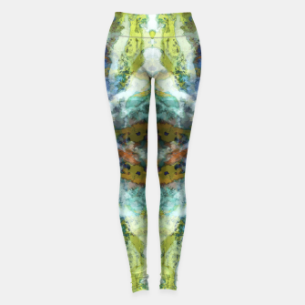 Thumbnail image of The visible ghosts Leggings, Live Heroes