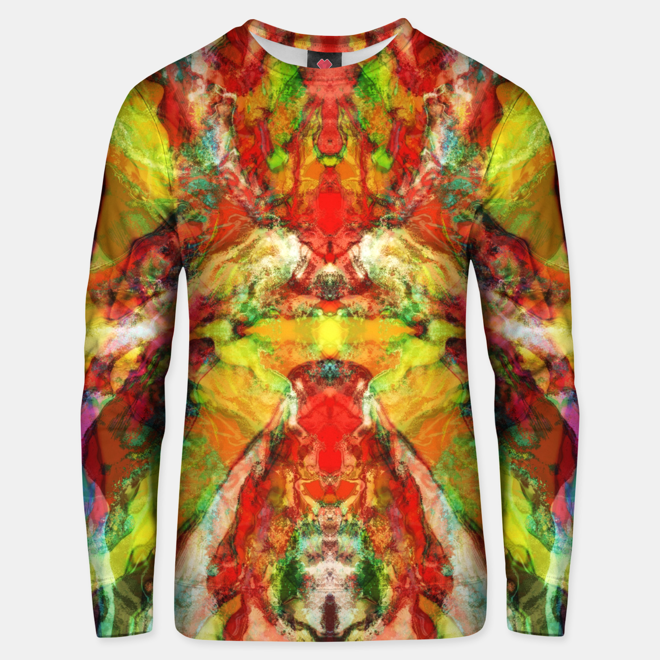 Image of The warm hypnosis Unisex sweater - Live Heroes